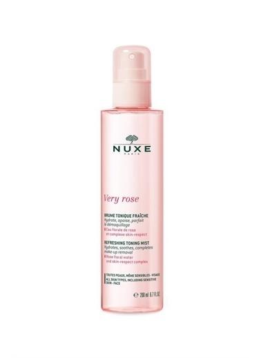 Nuxe  Very Rose Refreshing Toning Mist 200 Ml Renksiz